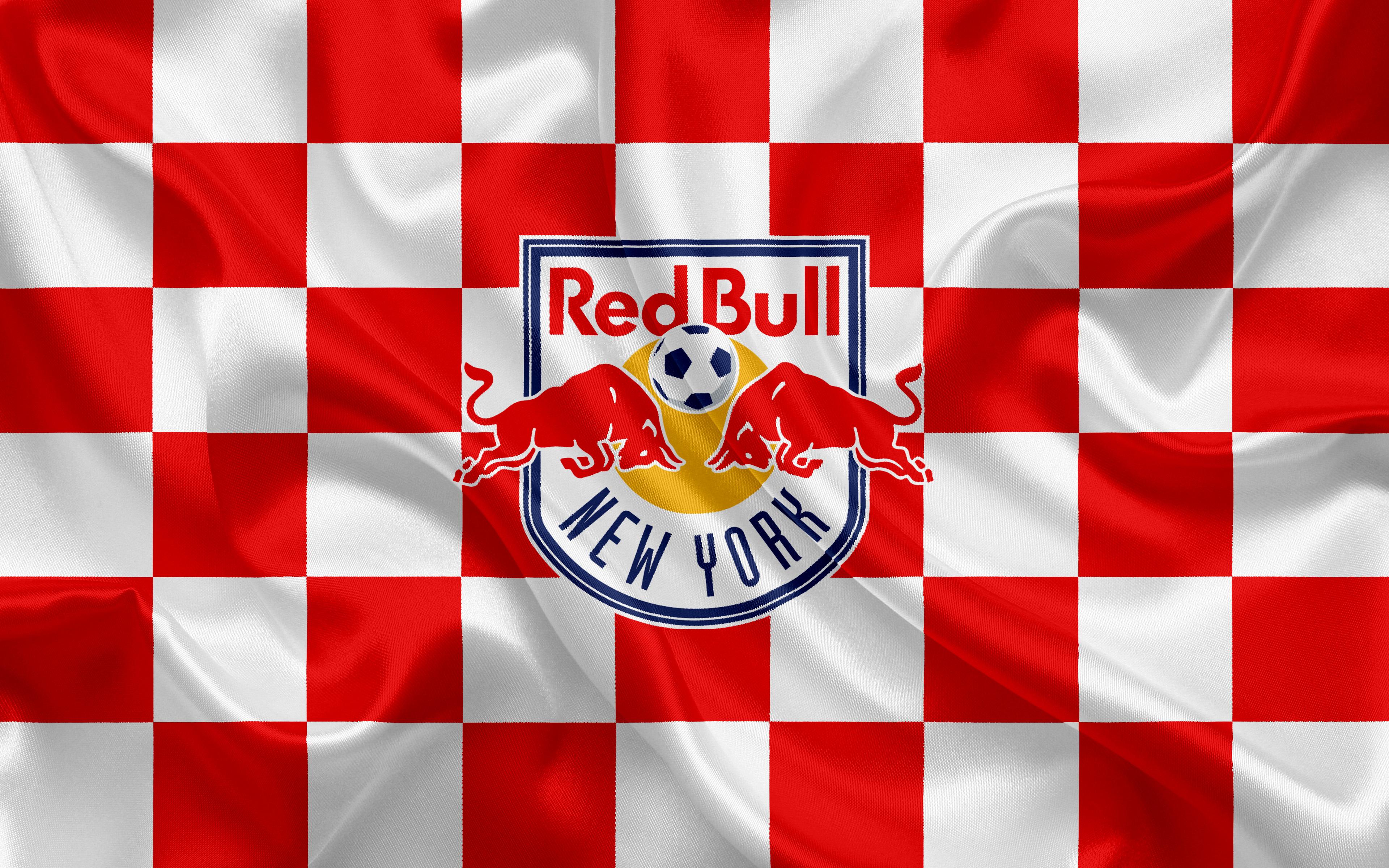New York Red Bulls 4k Ultra Hd Wallpaper Background Image