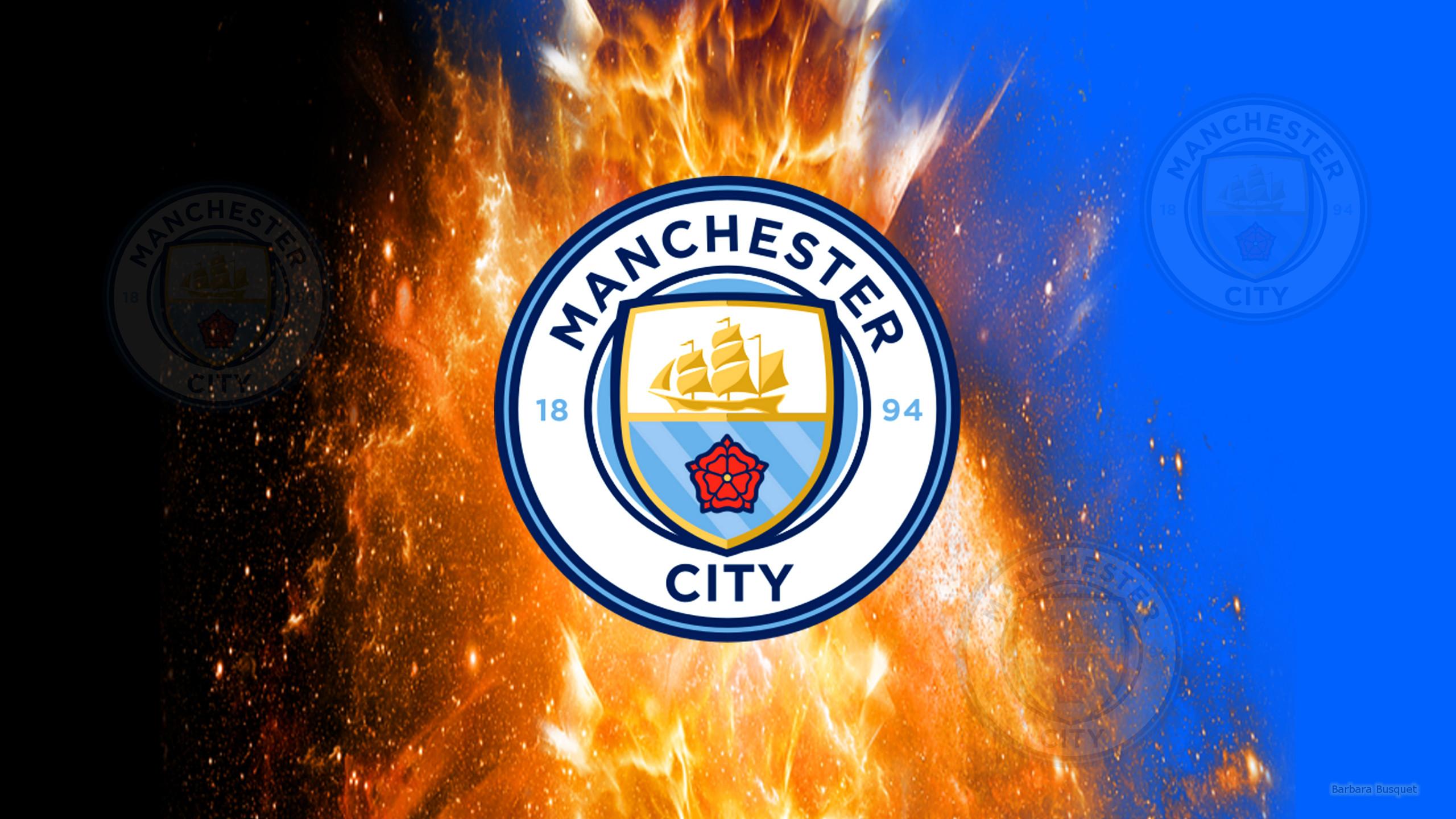 Manchester City Fc Fondo De Pantalla Hd Fondo De