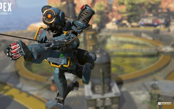Video Game Apex Legends Pathfinder HD Wallpaper   Background Image