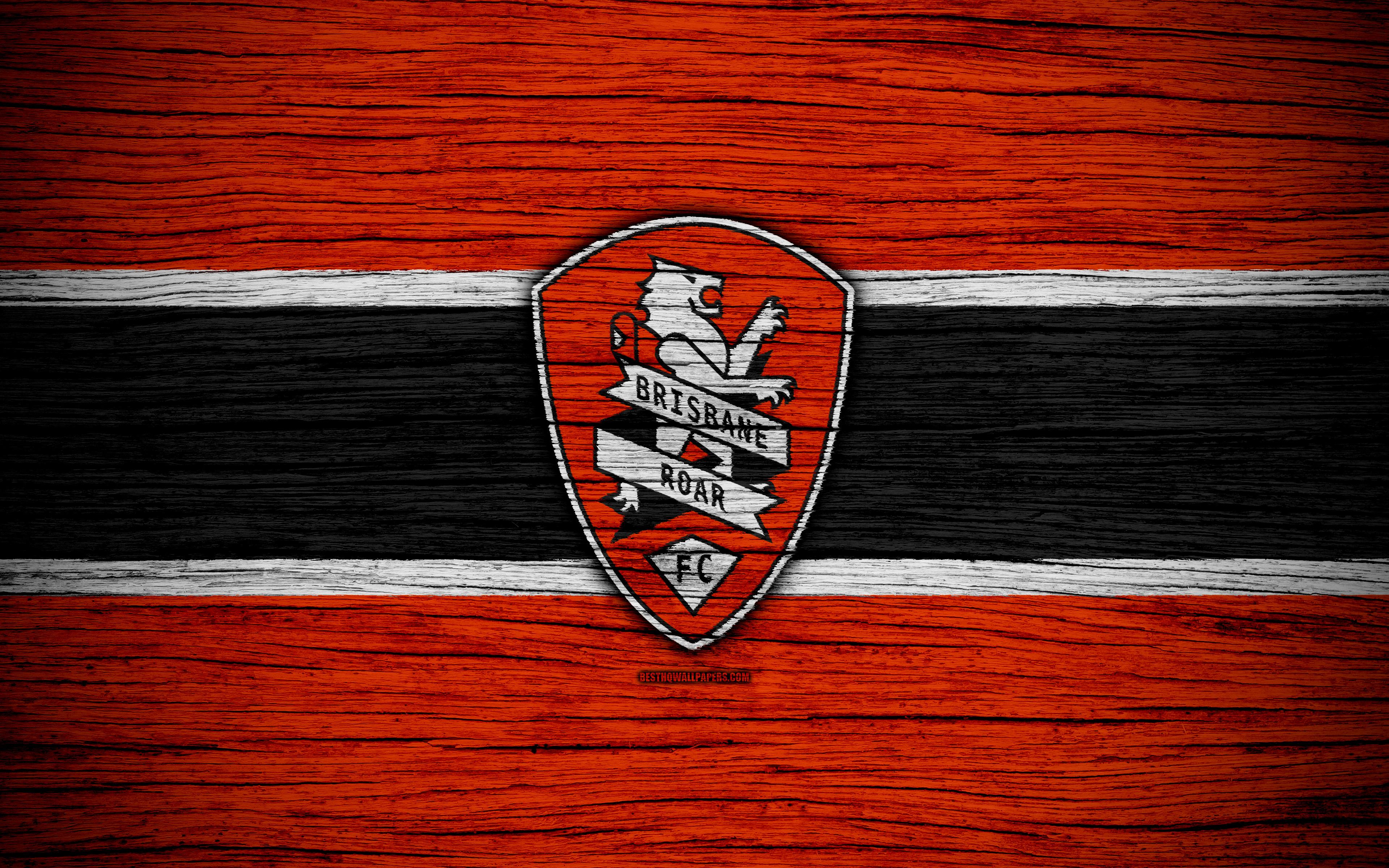 Brisbane Roar FC 4k Ultra HD Wallpaper | Background Image ...