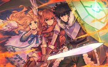 80 Filo The Rising Of The Shield Hero Hd Wallpapers Background Images Wallpaper Abyss