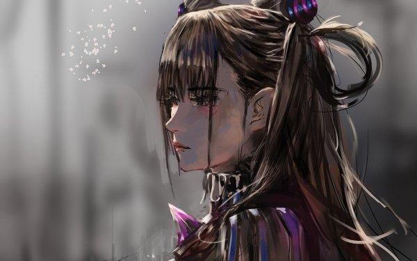 Anime Fate/Grand Order Fate Series Murasaki Shikibu HD Wallpaper   Background Image