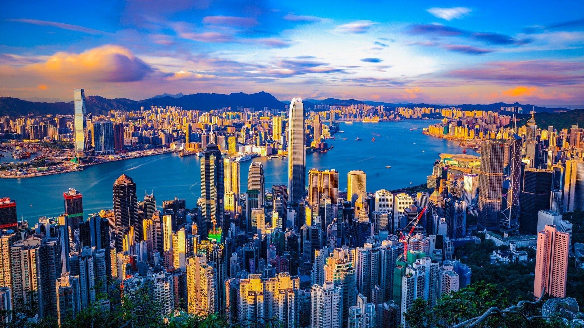 Hong Kong, China HD Wallpaper | Background Image ...