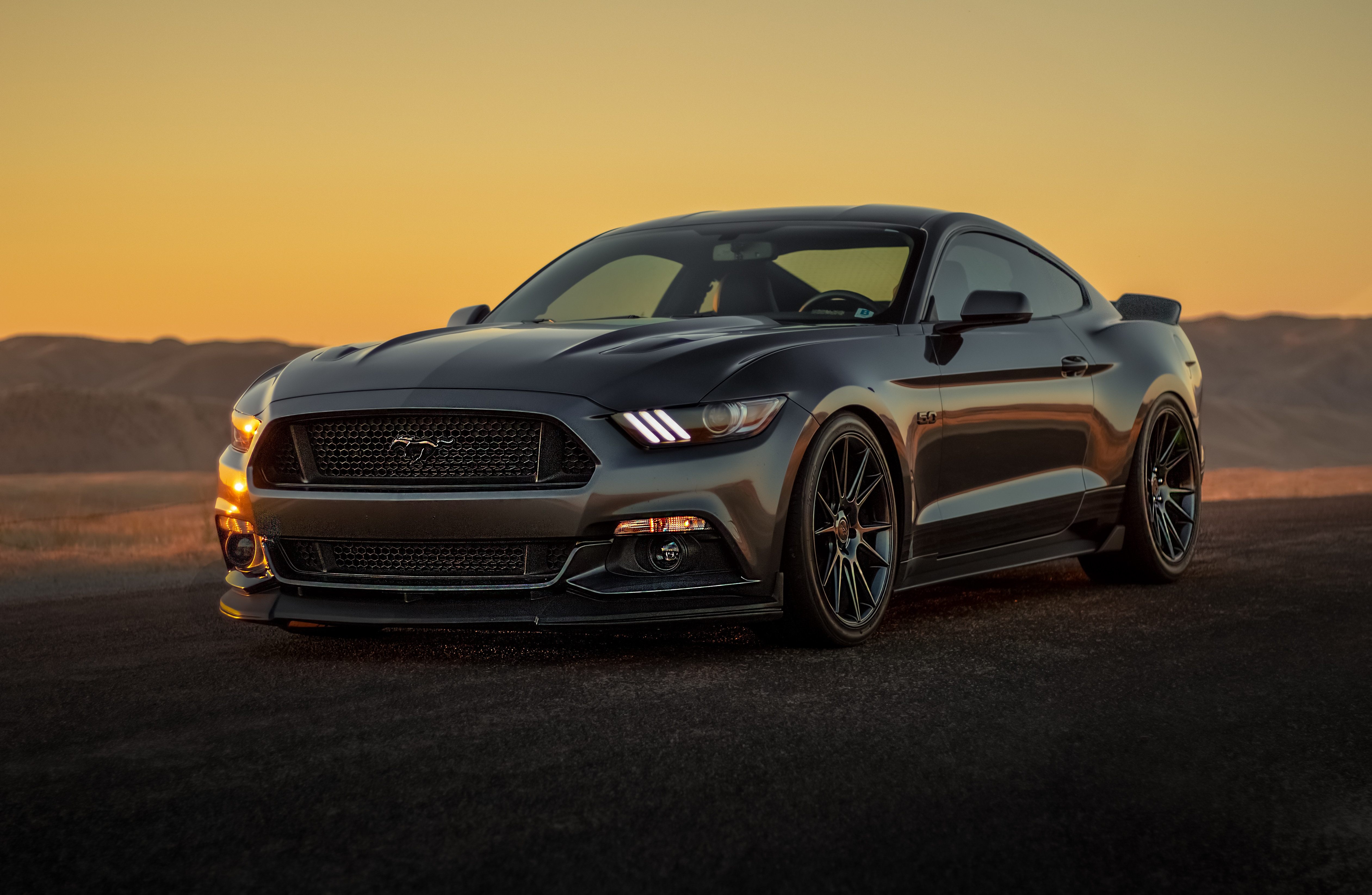 Ford Mustang 4k Ultra HD Wallpaper